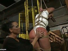 Mandy Ablaze outside her legs relating to be