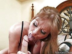 Darla Crane is devilishly hot mature babe who luvs taking